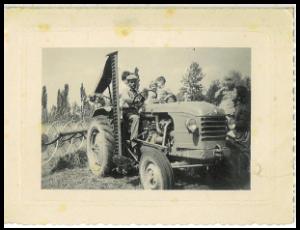 Roger Gonnet agriculteur