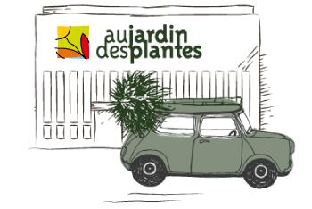 Drive au jardin des plantes