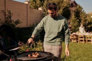 Barbecue au jardin des plantes